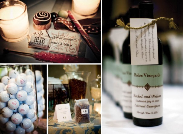 Creative Wedding Favors On A Budget Mulberry Lane Studio